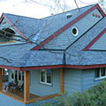 exterior photos -rooflines